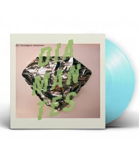 Diamantes(1 LP Electric Blue Transparent)