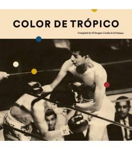 """Color De Trópico (Compiled By El Palmas & El Dragón Criollo) (1 LP 12"""")"""