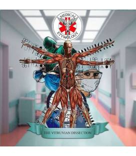 The Vitruvian Dissection (1 LP Negro)
