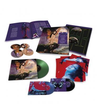 """Minage 20 Aniversario (Box 5 CD+DVD+LP+2 Single 7"""")"""