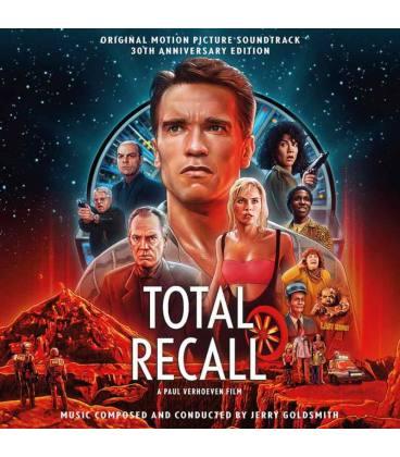 B.S.O Total Recall. 30 Aniversario (2 CD Ltd)