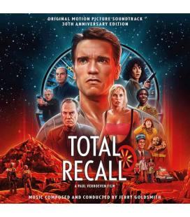 B.S.O Total Recall. 30 Aniversario (3 LP Ltd)