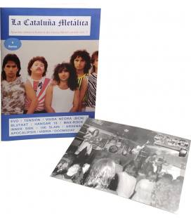 "Fanzine ""La Cataluña Metálica"" - Vol.3 (Postal regalo)"
