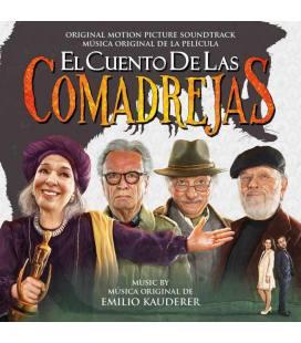 B.S.O. El Cuento De Las Comadrejas (1 CD)