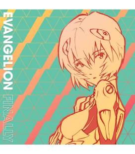 B.S.O. Evangelion Finally (1 CD)