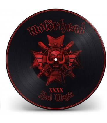 Bad Magic (1 LP Red Picture)