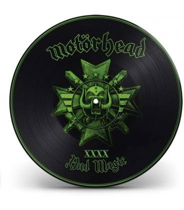Bad Magic (1 LP Green Picture)