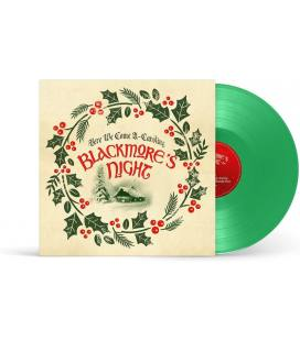 """Here We Come A-Caroling (1 LP 10"""" GREEN)"""