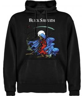 Black Sabbath Forbidden Sudadera con capucha y bolsillo