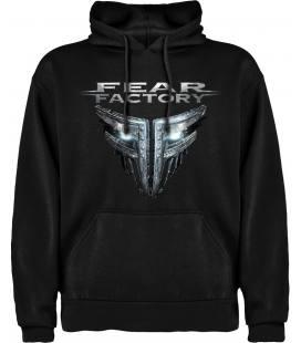 Fear Factory The Industrial Sudadera con capucha y bolsillo