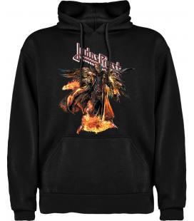 Judas Priest Redeemer of Souls Sudadera con capucha y bolsillo