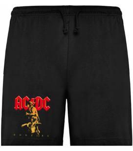 AC/DC Bonfire Bermudas