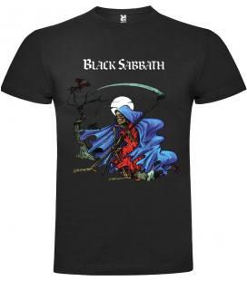 Black Sabbath Forbidden Camiseta Manga Corta Bandas