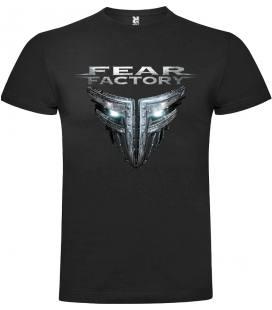 Fear Factory The Industrial Camiseta Manga Corta Bandas