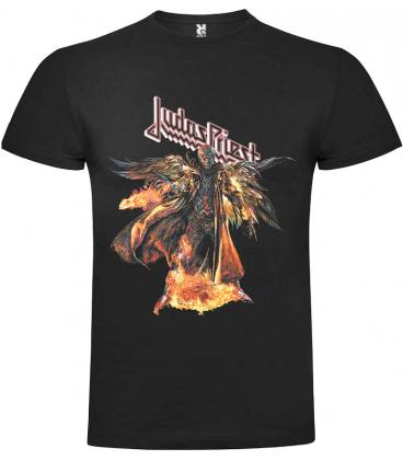Judas Priest Redeemer of Souls Camiseta Manga Corta Bandas