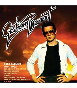 Solo Albums 1974-1992 (6 CD)