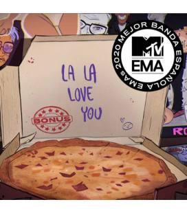 La La Love You Bonus (1 LP YELLOW)