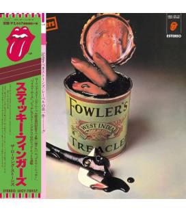 Sticky Fingers - Spanish Version (1 CD Japanese SHM)