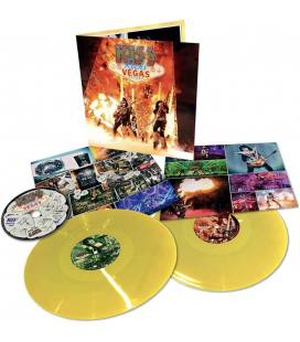 Rocks Vegas Ed. Especial (2 LP+1 DVD)