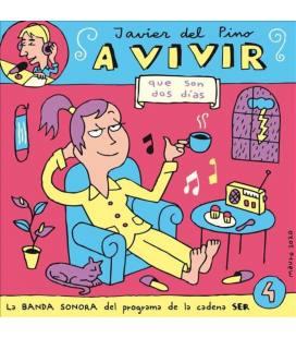 A Vivir Que Son Dos Dias Vol.4 (1 CD)