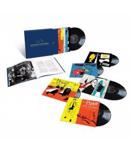 """The Mercury And Clef (5 LP 10"""")"""