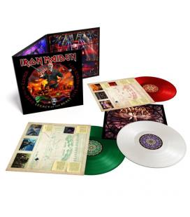 Nights Of The Dead, Legacy Of The Beast: Live In Mexico City (3 LP Color Ltd)