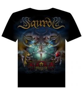 Saurom - Música Camiseta Manga Corta