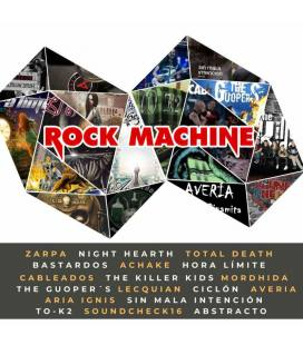 Rock Machine Compilation (1 CD)