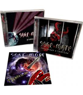 "Pack Discografia ""Sake Mate"" (3 CD)"