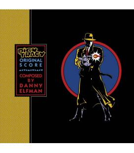 Dick Tracy (1 LP Blue Cobalt)