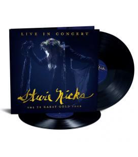 Live In Concert: The 24 Karat Gold Tour (2 LP Black)