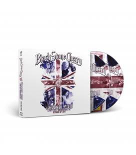 Thank You - Livin' Live (1 CD+1 BLU RAY)