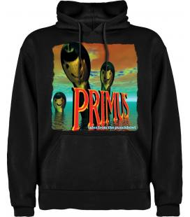 Primus Tales from the Punchbowl Sudadera con capucha y bolsillo