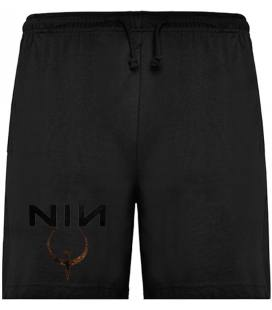 Nine Inch Nails Quake Bermudas