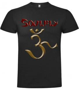 Soulfly Ohm Camiseta Manga Corta Bandas