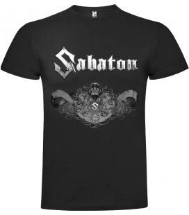 Sabaton Carolus Rex Camiseta Manga Corta Bandas