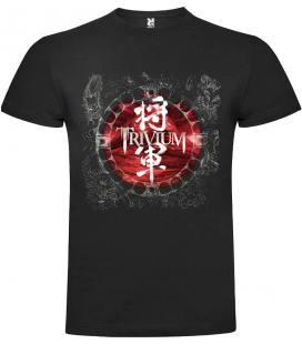 Trivium Shogun Camiseta Manga Corta Bandas