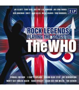 Rock Legends Playing The Songs Of The Who (2 LP)