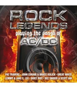 Rock Legends Playin The Songs Of AC/DC (2 LP)