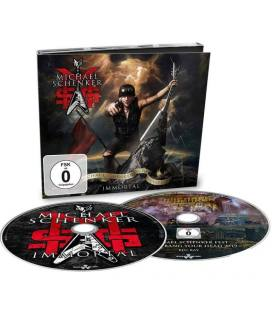 Immortal (1 Blu Ray+1 CD Ltd)