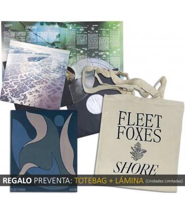 Shore (2 LP Clear Ltd)