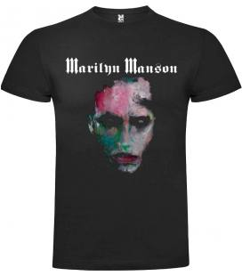 Marilyn Manson We Are Chaos Camiseta Manga Corta Bandas