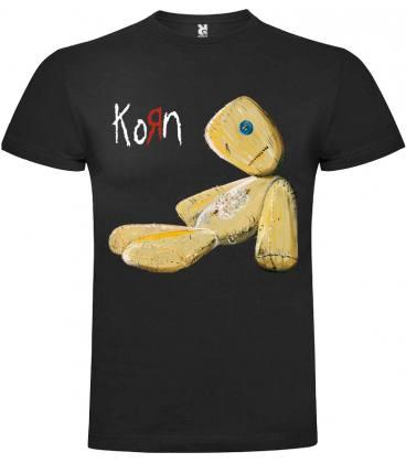 Korn Issues Camiseta Manga Corta Bandas