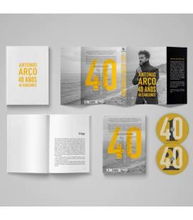40 Años, 40 Canciones (2 CD+Libro)