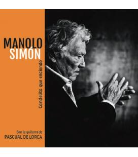 Candelita Que Enciendo (1 CD)
