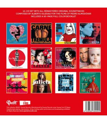 Almodóvar & Iglesias Film Music Collection (12 CD)