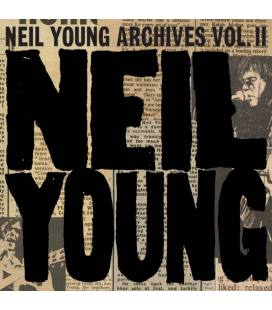 Neil Young Archives Vol. II (1972 - 1976) (Box 10 CD)