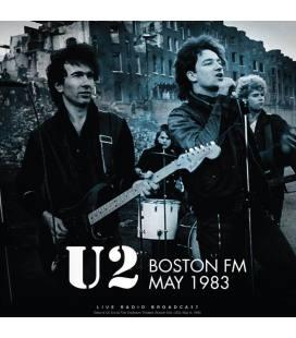 Boston Fm May 1983 (1 LP)