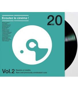 Ecoutez le Cinéma - Raretés Et Inédits (1 LP)