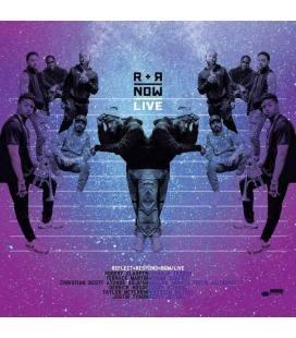 R+R=Now Live (1 CD)